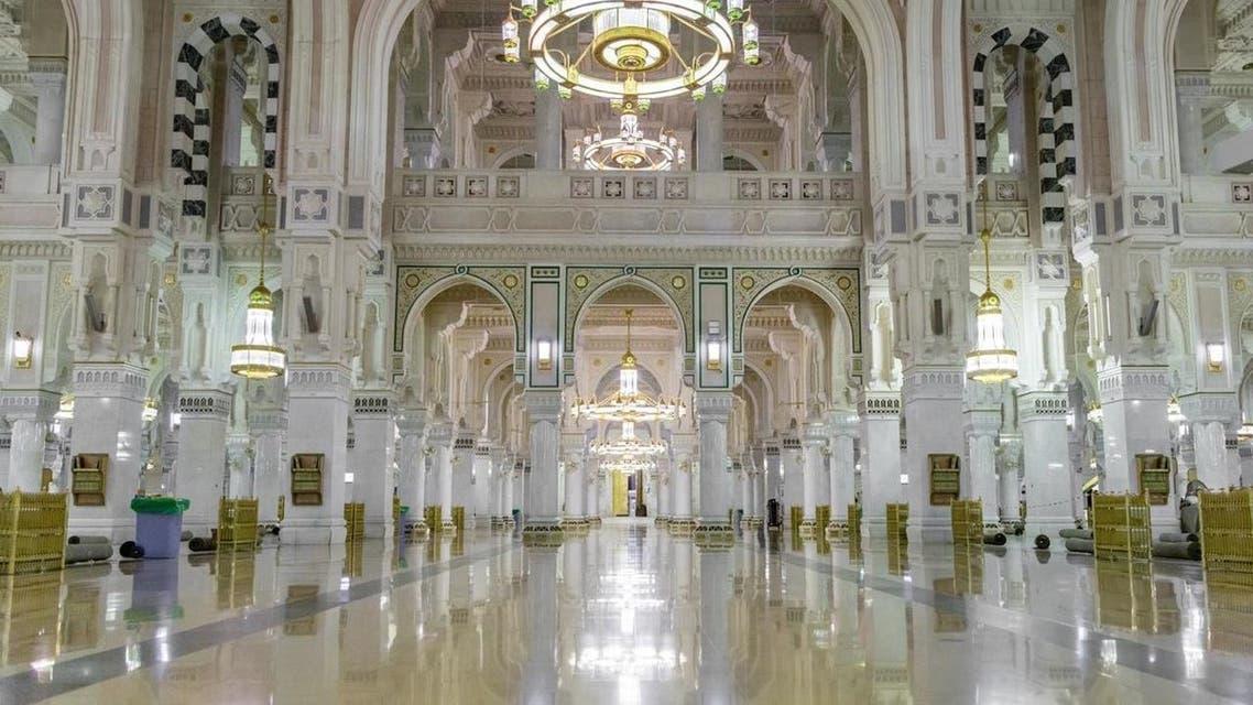 تجديد المسجد الحرام