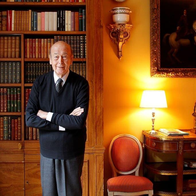 وفاة الرئيس الفرنسي الأسبق جيسكار ديستان بكوفيد 19