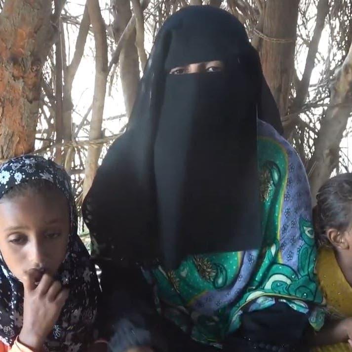 مأساة جديدة.. أم يمنية تروي كيف قُتل ابنها بلغم حوثي أمام أعينها