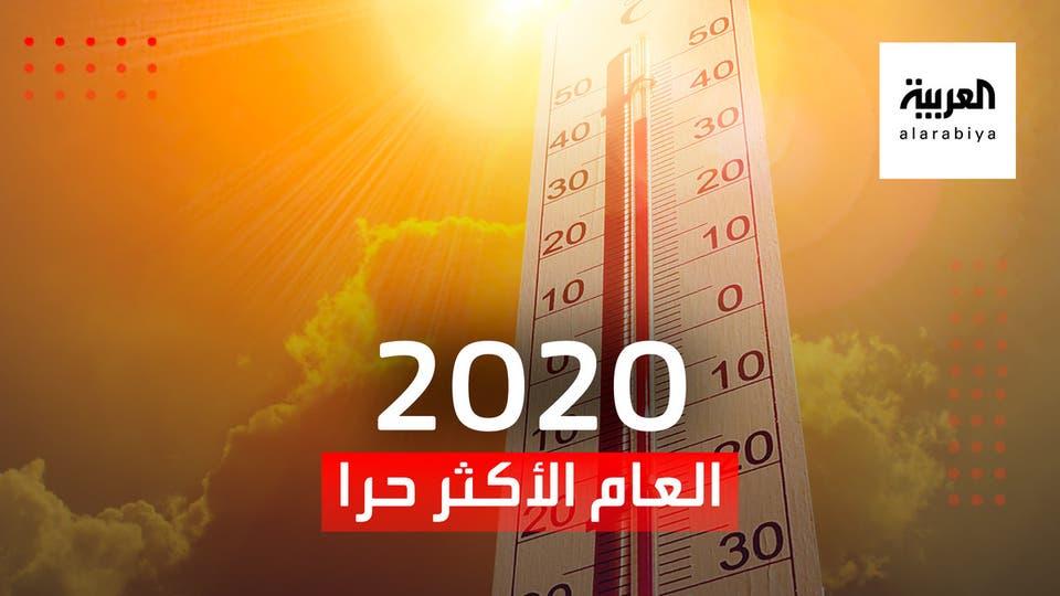 2020.. أعلى السنوات حرارة