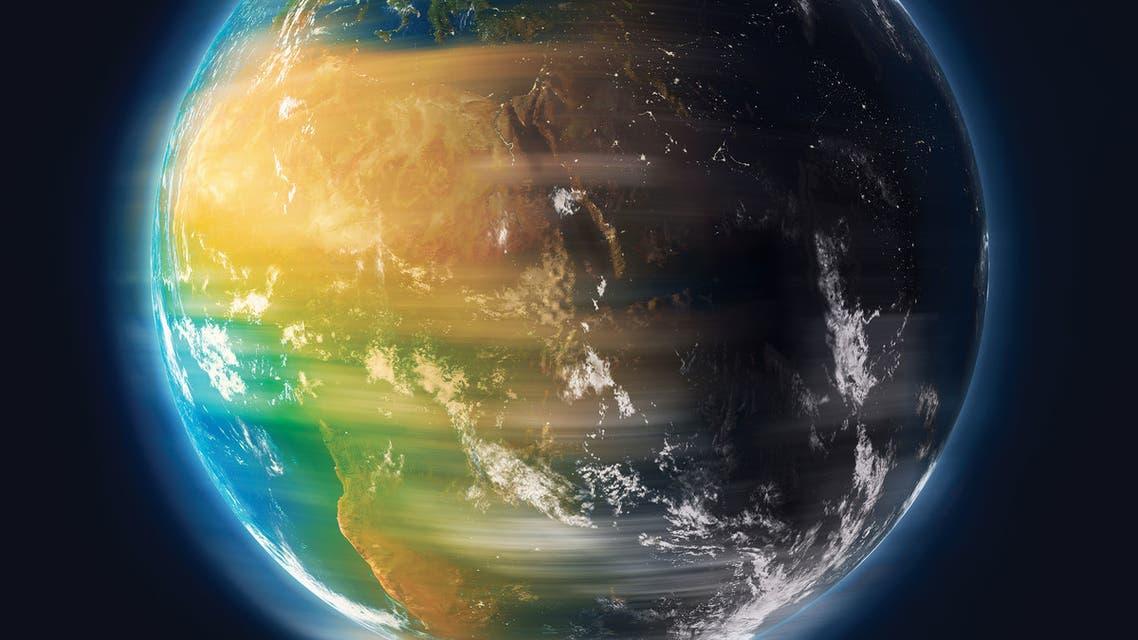 الكرة الأرضية - الأرض