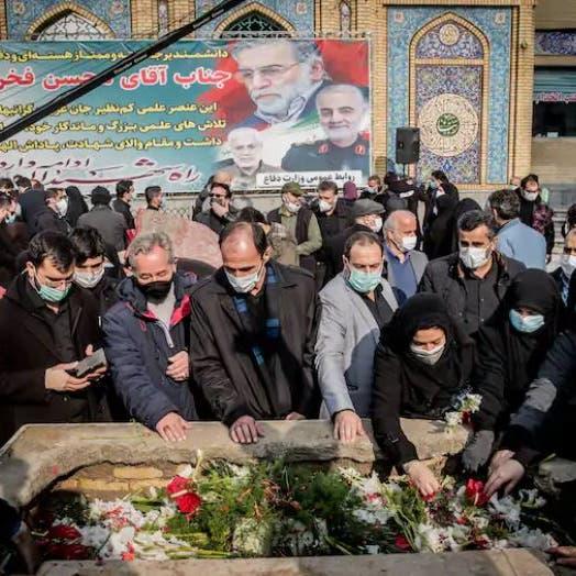 صحيفة أميركية: انقسام إيراني حول أسلوب الرد على اغتيال فخري زاده