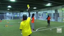 Meet the players competing in the first women's football league in Saudi Arabia