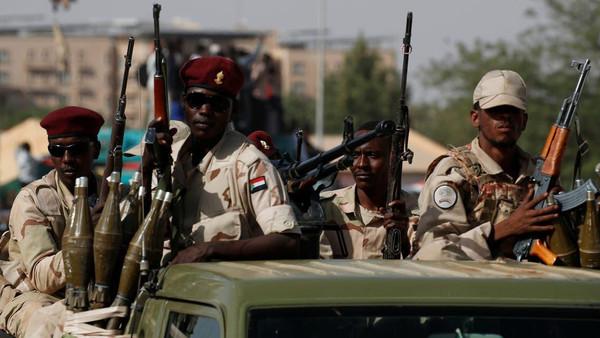 سوڈان کی فوج 25 برس بعد ایتھوپیا کی سرحد کے نزدیک زرعی اراضی میں داخل