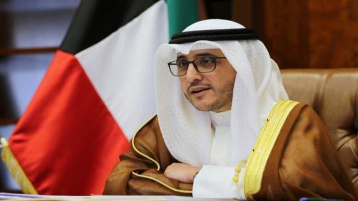 کویتی وزیر خارجہ الشیخ احمد ناصر محمد الصباح