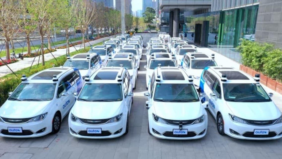 سيارات ذاتية القيادة في الصين
