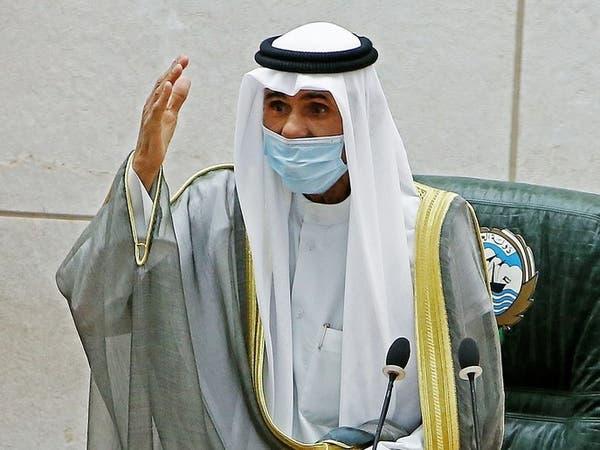 أمير الكويت يأمر بتأجيل جلسات مجلس الأمة لمدة شهر