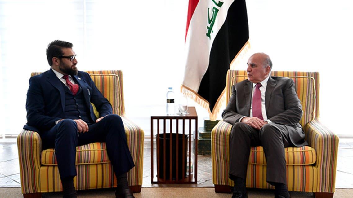 وزیر خارجه عراق: میخواهیم سفارت خود را در کابل بازگشایی کنیم