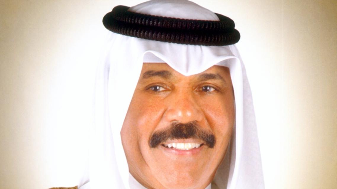 أمير الكويت الشيخ نواف الأحمد