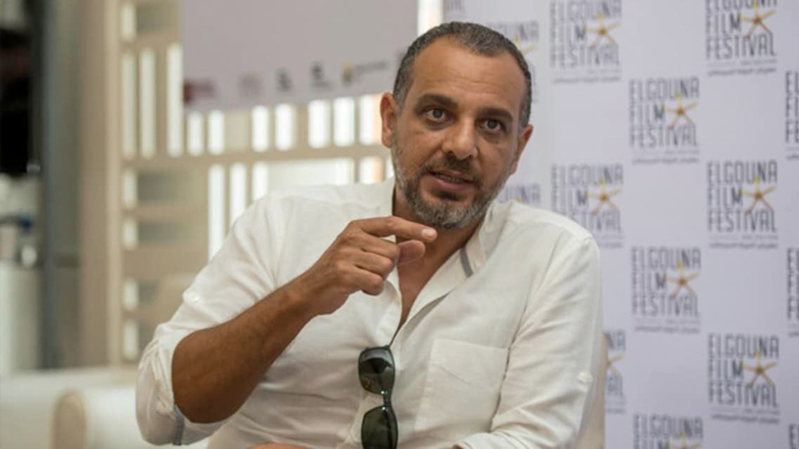 المخرج تامر محسن