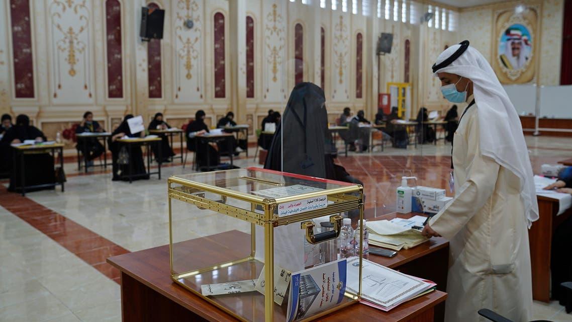 من الانتخابات الكويتية