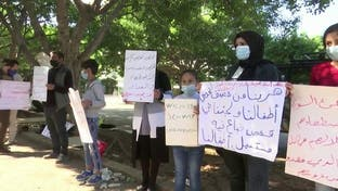 حياة صعبة يعيشها اللاجئون السوريون في لبنان بسبب الأزمة الاقتصادية