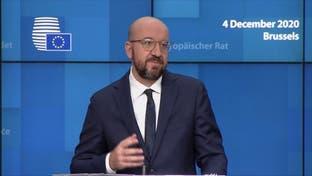 """رئيس المجلس الأوروبي يصف العلاقات الأوروبية التركية بـ """"السلبية"""""""