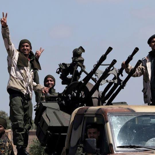 الجيش الليبي: الميليشيات تعرقل فتح الطريق الساحلي