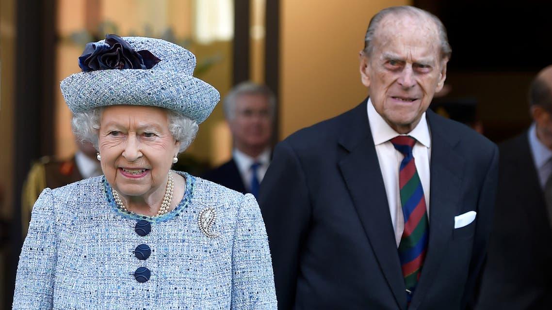 ملکہ برطانیہ اور ان کے آنجہانی شوہر