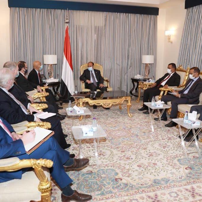 نائب رئيس اليمن يدعو لتسريع إدراج الحوثي ضمن قوائم الإرهاب