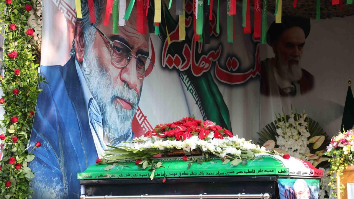 Mosad and Iran