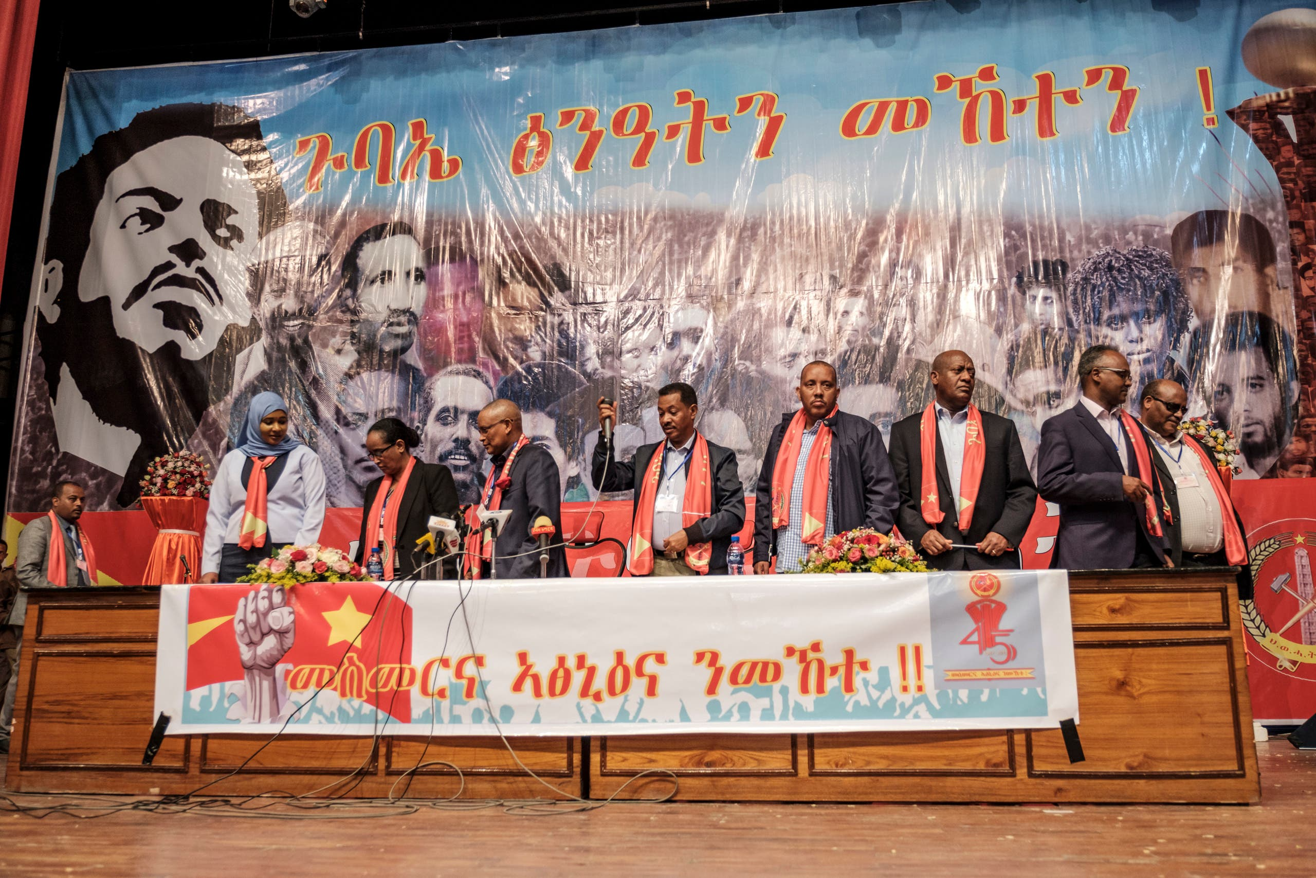 Eritrean Foreign Minister accuses Washington of war in Tigray.  to have ignited