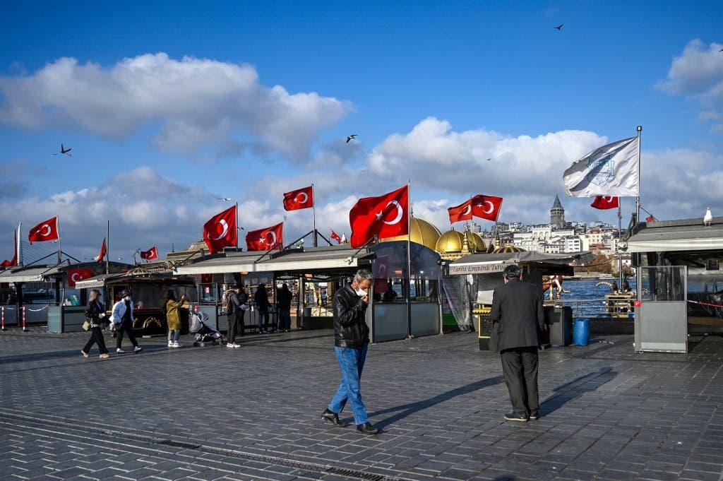 من تركيا - فرانس برس