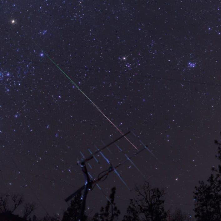 ترقبوا.. ظاهرة فلكية تشاهد في سماء السعودية
