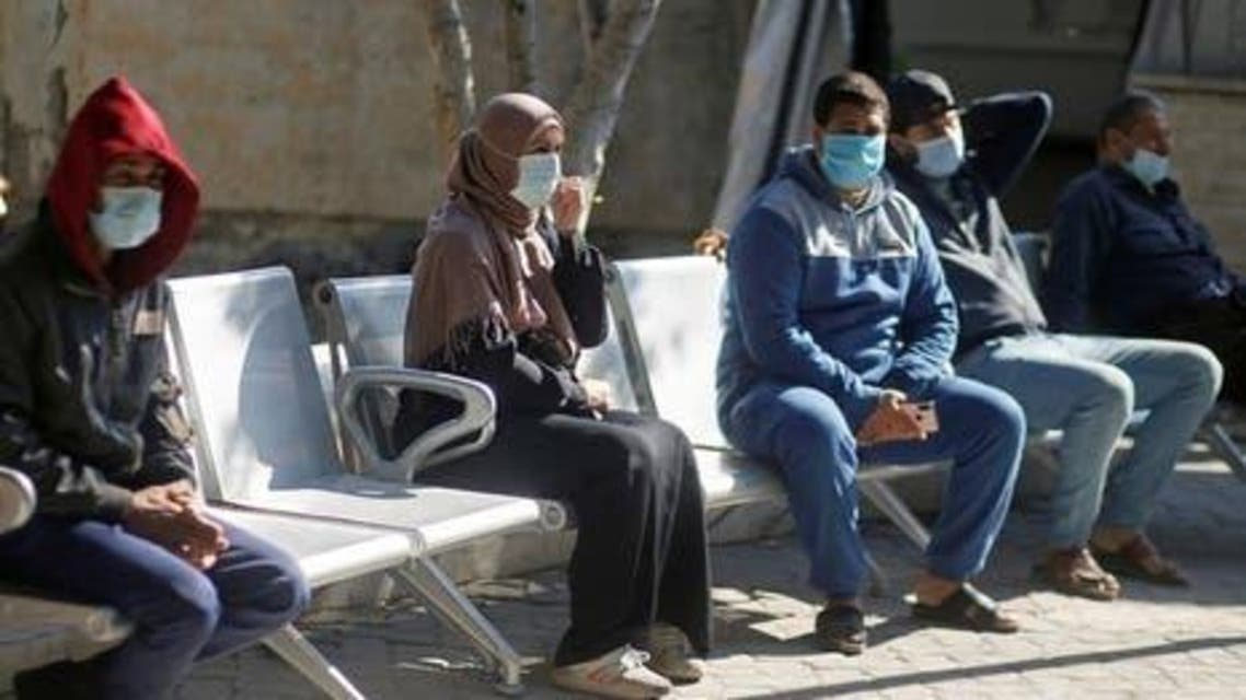 Gaza Corona Virus