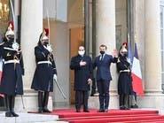 السيسي: نحرص على تعزيز العلاقات العسكرية مع فرنسا