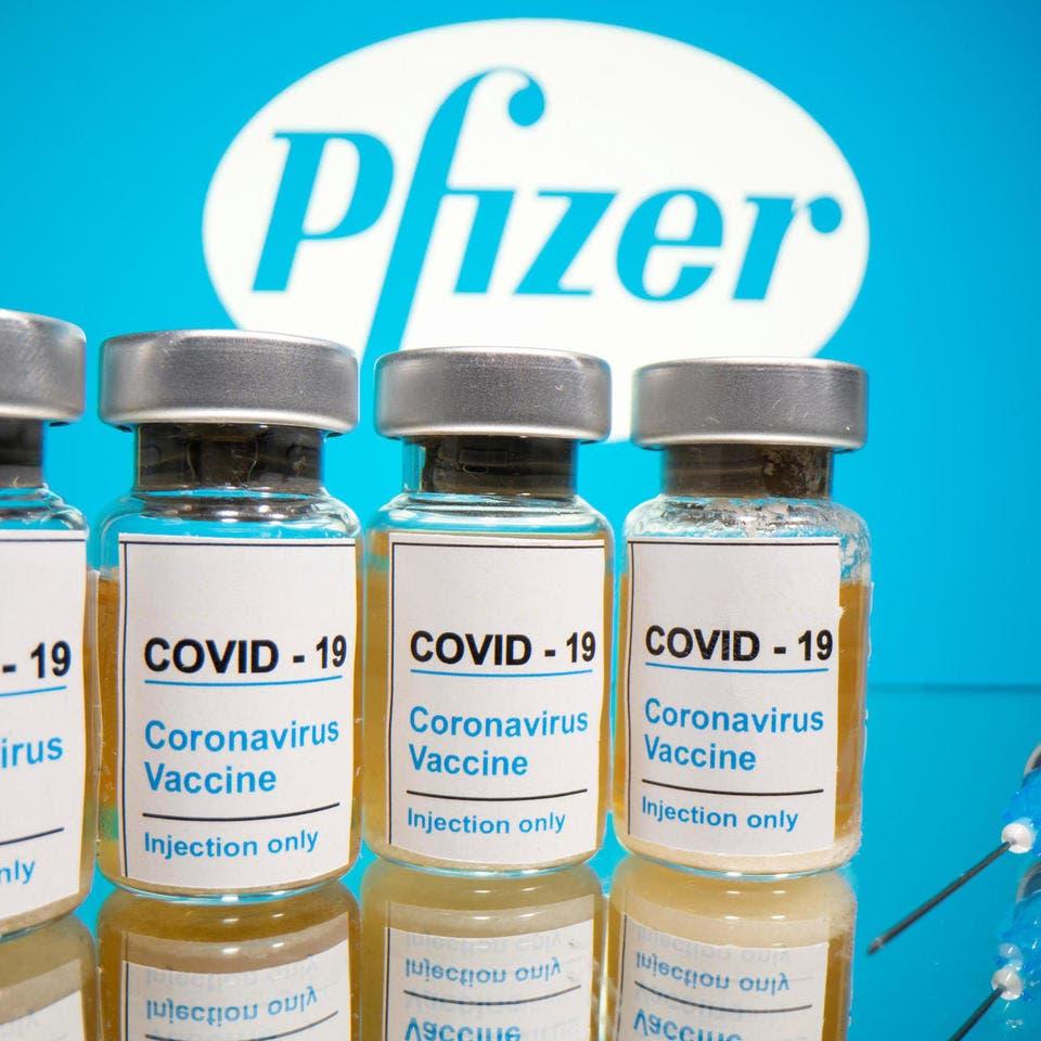 أميركا: لقاح فايزر سيمنع الإصابة بكورونا لمن هم فوق الـ16