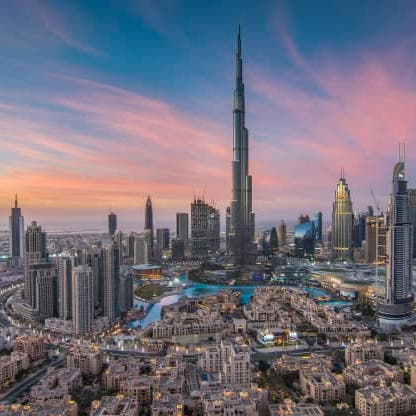 معدلات إشغال الفنادق في إمارة دبي 51.7% في 2020