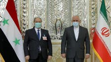 Syria's foreign minister goes to Iran for first visit abroad