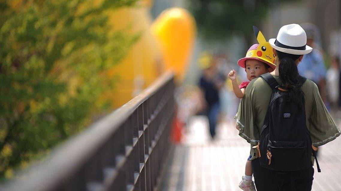 المواليد في اليابان