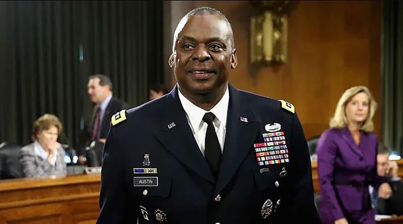 بايدن يختار الجنرال المتقاعد لويد أوستن لمنصب وزير الدفاع