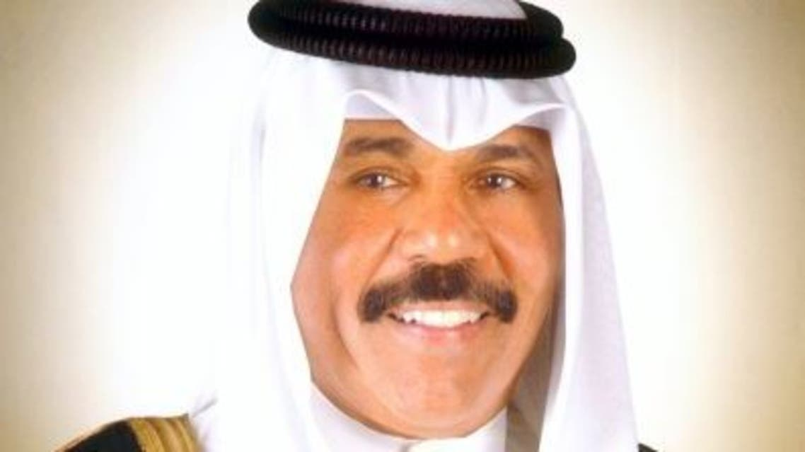 أمير الكويت نواف الأحمد الجابر الصباح
