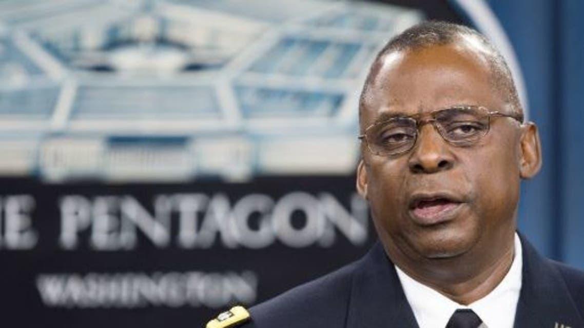 General Lloyd Austin, October 2014. (AFP)