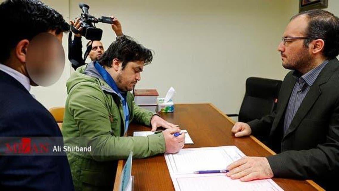 Iranian Journalist