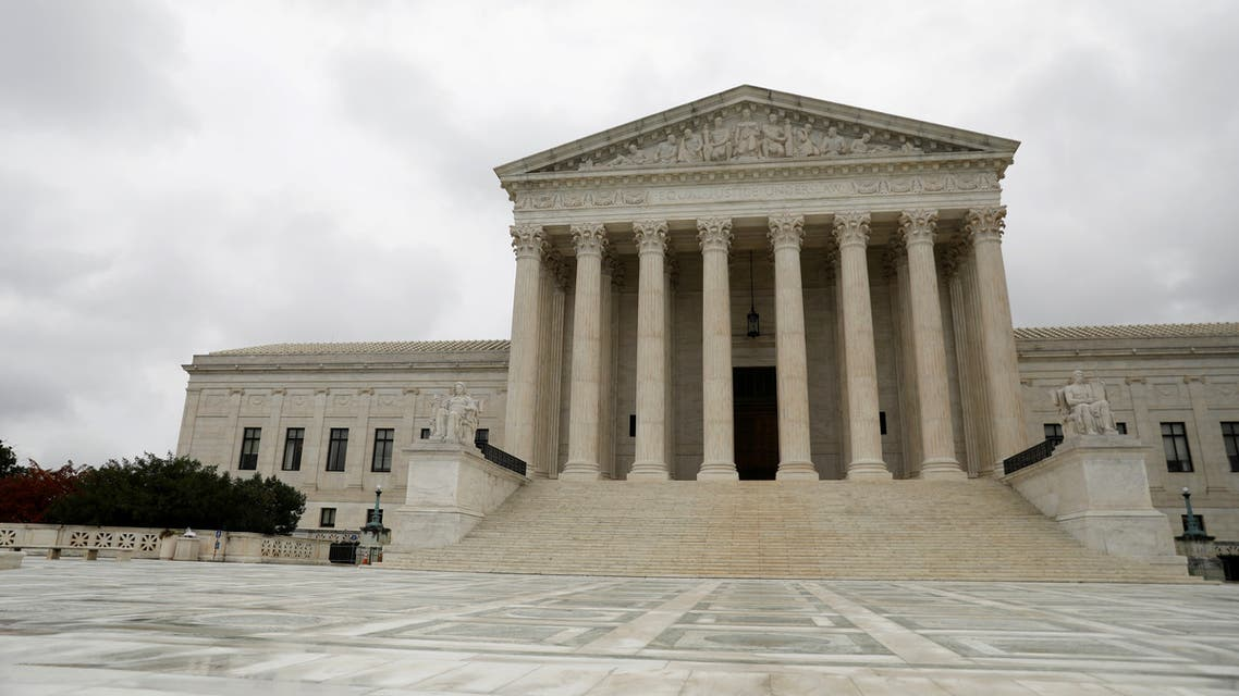 FILE PHOTO: The Supreme Court of the United States is seen in Washington, D.C., U.S., August 29, 2020. REUTERS/Andrew Kelly/File Photo