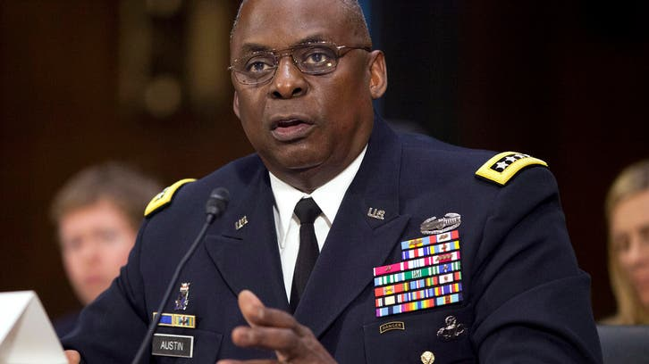 Biden will nominate General Lloyd Austin as first African American defense secretary