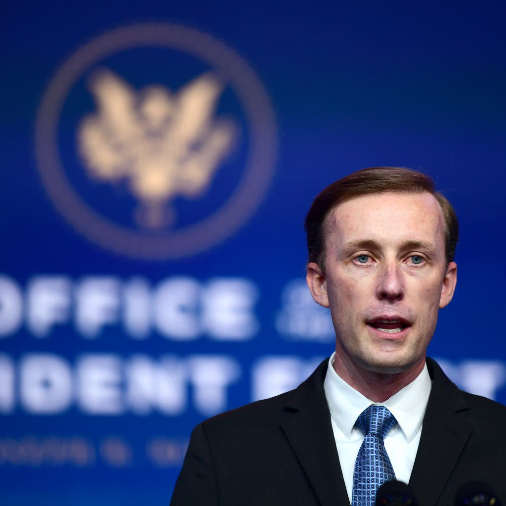 مستشار بايدن للأمن القومي: سنعود للاتفاق النووي مع إيران