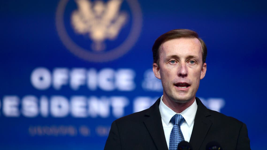 مستشار الأمن القومي للرئيس المنتخب جو بايدن  جيك سوليفان
