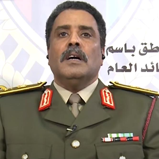 الجيش الليبي يرصد حشوداً من الميليشيات والمرتزقة