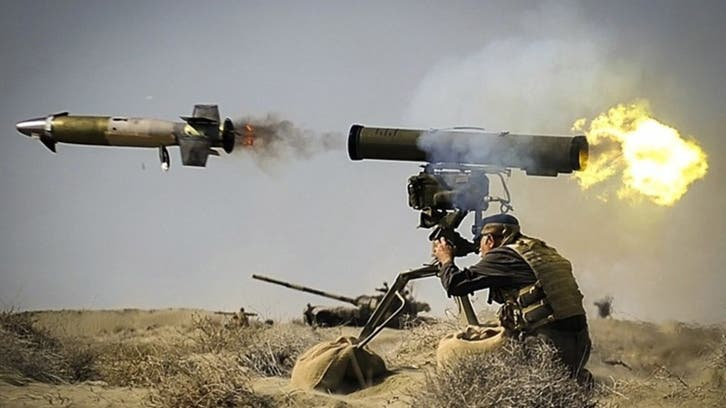 Anti-tank missile in Libya looks like Iran-produced 'Dehlavieh' weapon: UN