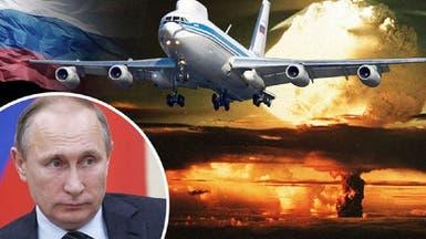 ویدیو؛ دستبرد به هواپیمایی که برای محافظت از پوتین در برابر بمب اتمی طراحی شده بود