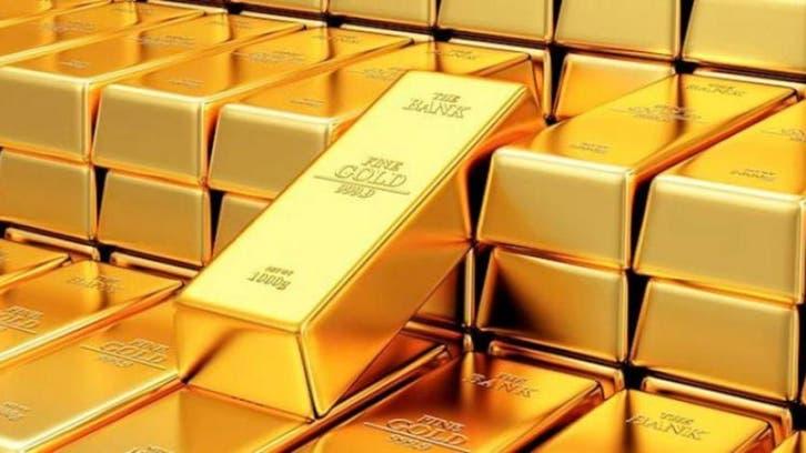 أفضل أداء للذهب في 7 أسابيع.. 1719 دولارا للأونصة