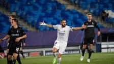 بنزيمة ينقذ زيدان.. ويقود ريال مدريد إلى ثمن النهائي