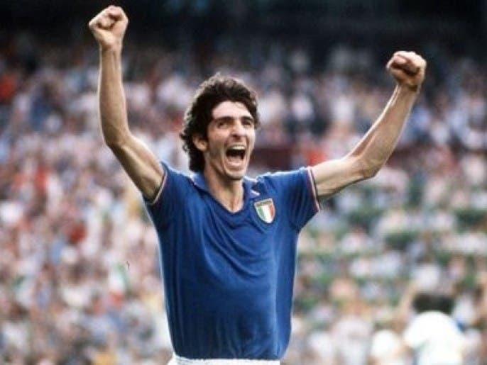پائولو روسی ستاره فوتبال ایتالیا در 64 سالگی درگذشت