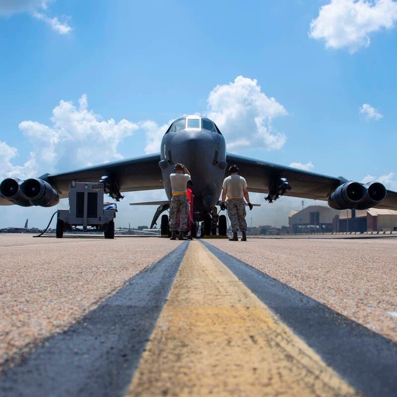 قاذفات B-52 الأميركية.. تعود إلى أجواء المنطقة