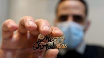 Coronavirus: Gaza jeweler struggles to sell Christmas gold, as customers stay away