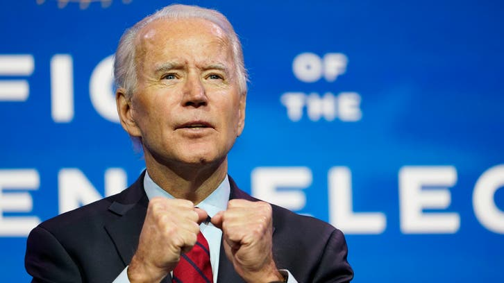 جو بايدن يتولى رئاسة أميركا وسط أزمات عاصفة