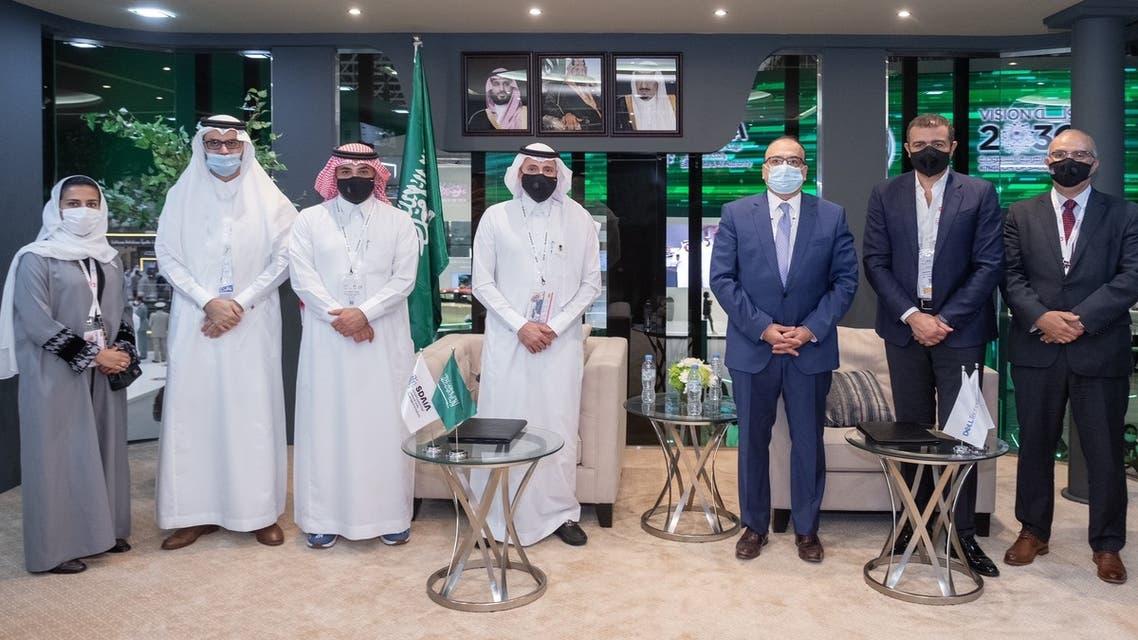 سدايا السعودية تتعاون مع دل تكنولوجيز