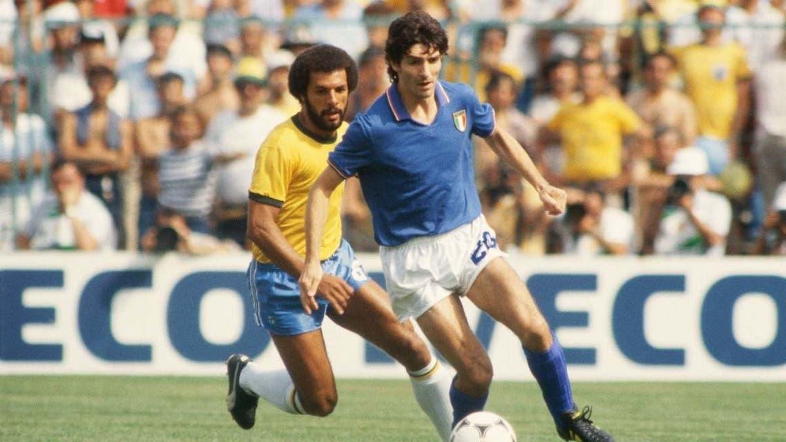 باولو روسي إيطاليا البرازيل