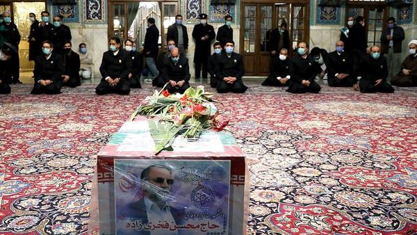 ایران نے امریکا اور اسرائیل کے بعد نیٹو پر بھی اپنے سائنسدان کے قتل کا الزام تھوپ دیا